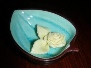 helle kleine Rose