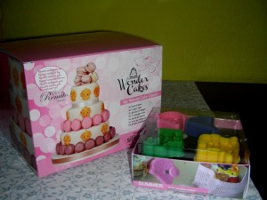 Ausstecher und Wondercake