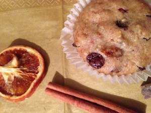 CookiesnStyle_Weihnachtsmuffin