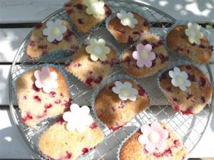Die Landfrau_Johannisbeer-Muffins