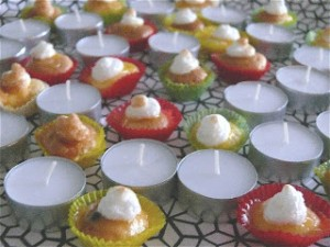 Die Landfrau_Muffins mit Lemon Curd