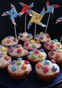 Küchenfieber_Muffins mit Schokodrops