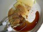 Butter Zucker Ahornsirup