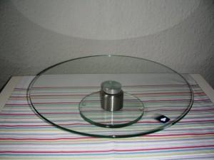 Tortenplatte Turn von Leonardo