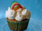 Regenbogencupcake