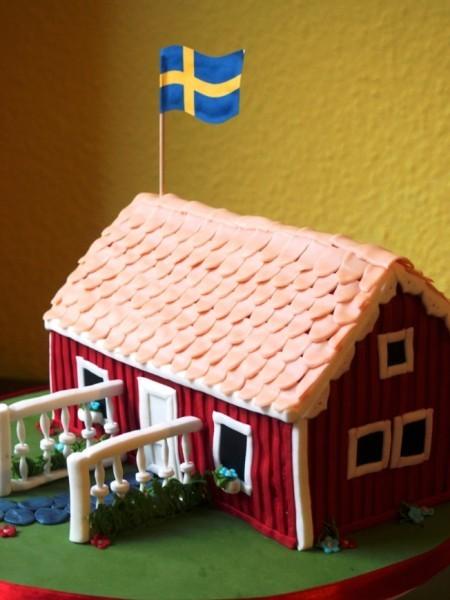 schwedisches Häuschen