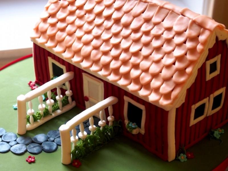 ein schwedisches h uschen oder eine torte in 12 stunden. Black Bedroom Furniture Sets. Home Design Ideas