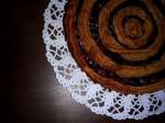 Kirsch-Marzipan-Tarte