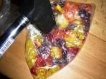 Bonbons zertrümmern