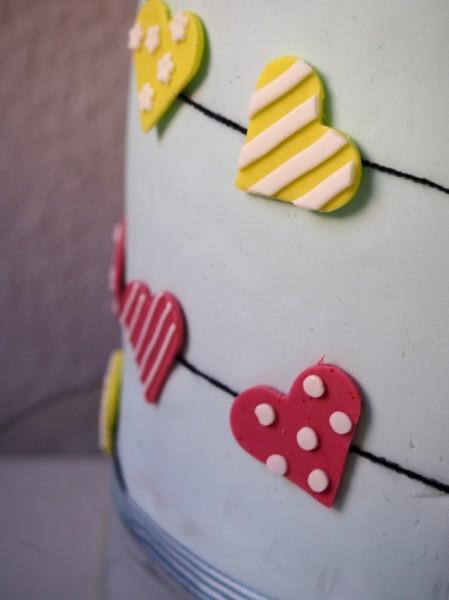 Valentinstag Torte Mit Drachen