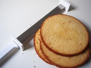 Kuchen zerteilen