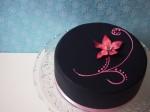 Orchideen-Torte