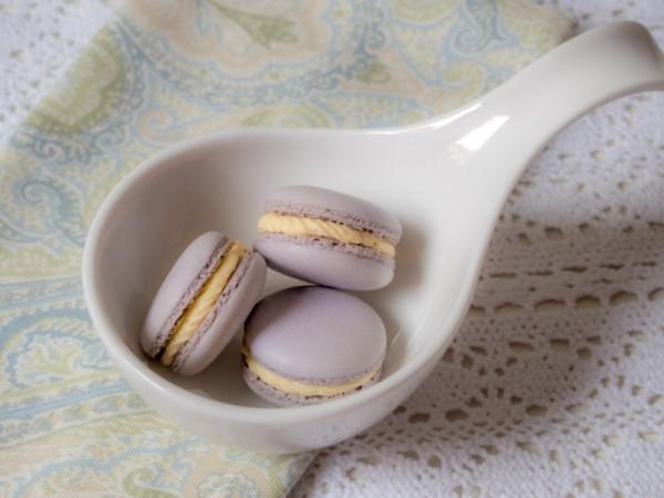 Tonka-Macarons