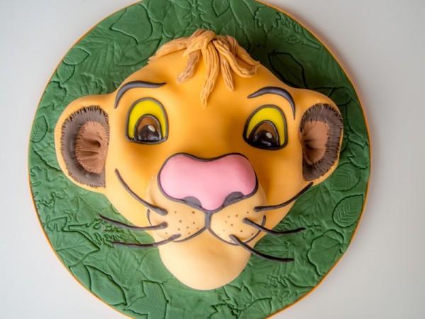 Simba Torte
