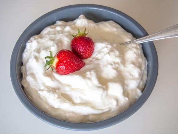 Joghurtmousse