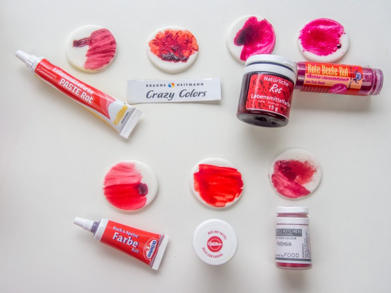 Schwartau Lebensmittelfarbe