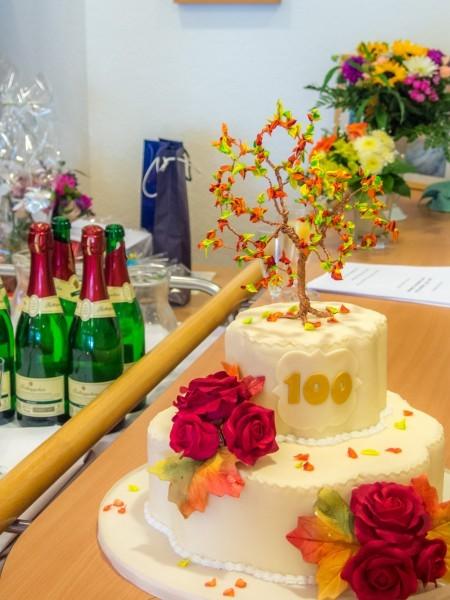 Torte zum 100 Geburtstag-33