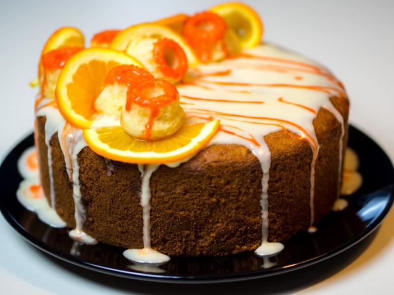 Orangenkuchen Ofenkieker