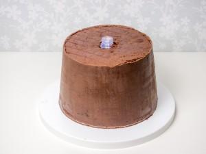 Stützen mit Cake Frame