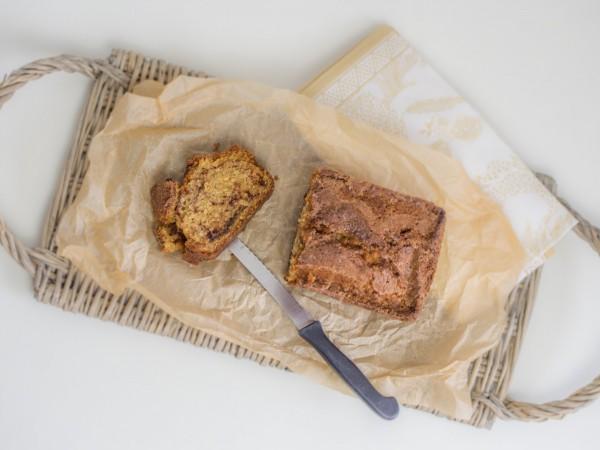 Zimtzucker-Kuchen