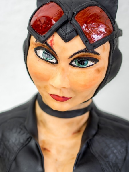 Catwoman Torte