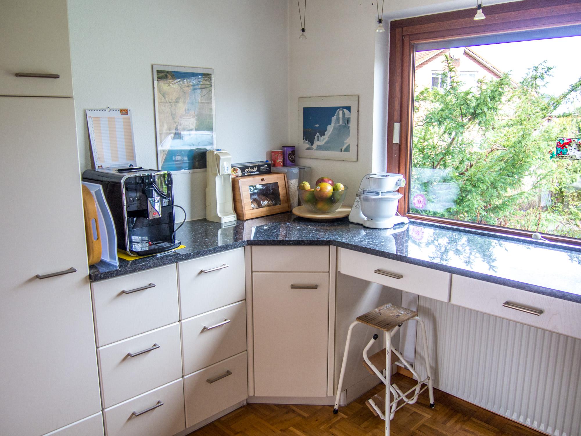 blick hinter die kulissen: meine küche & meine traumküche {werbung ... - Traum Küche
