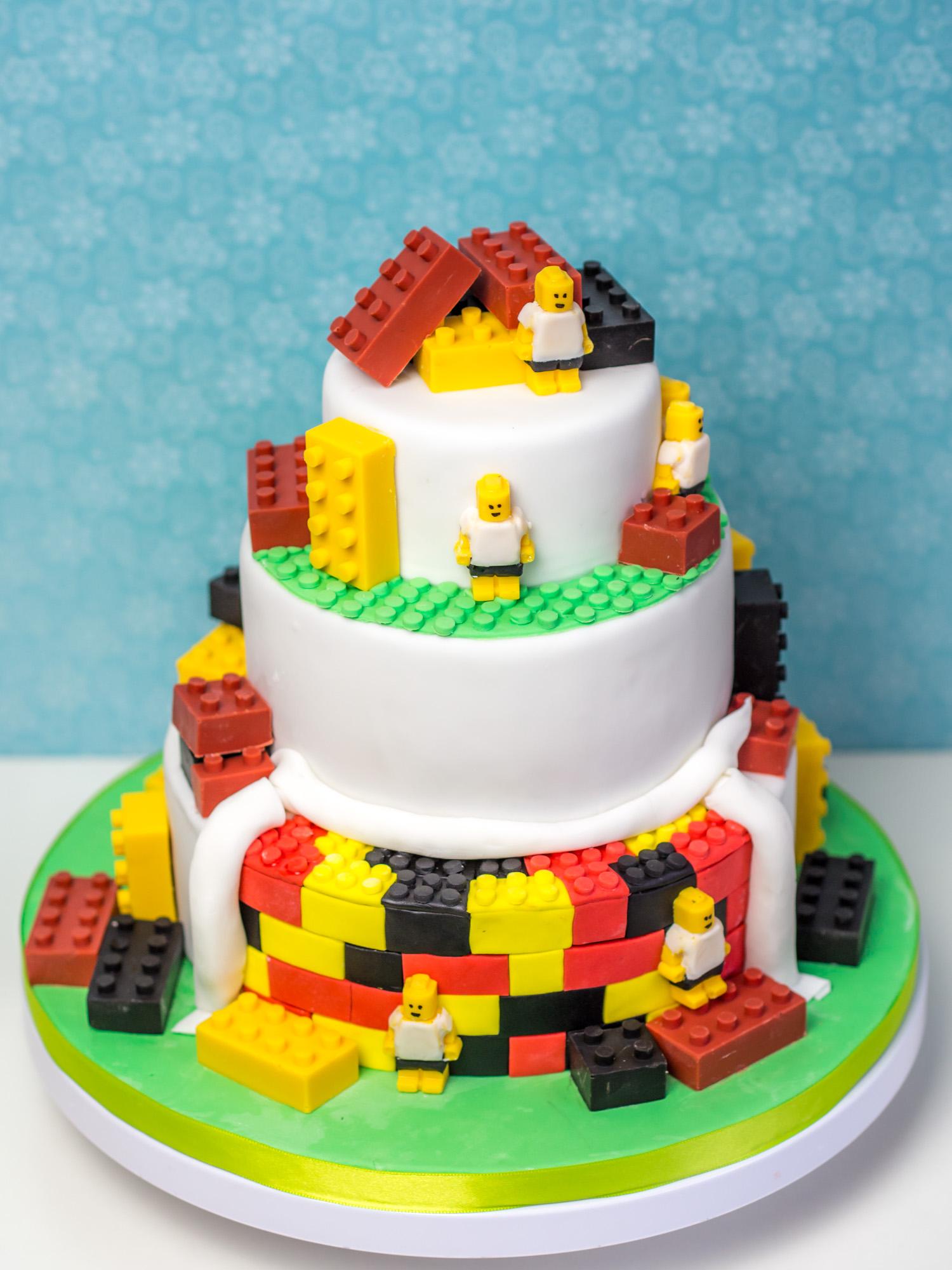 Lego Torte Zur Fussball Em Ofenkieker