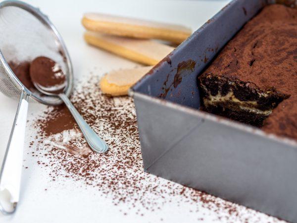 Tiramisu-Brownies