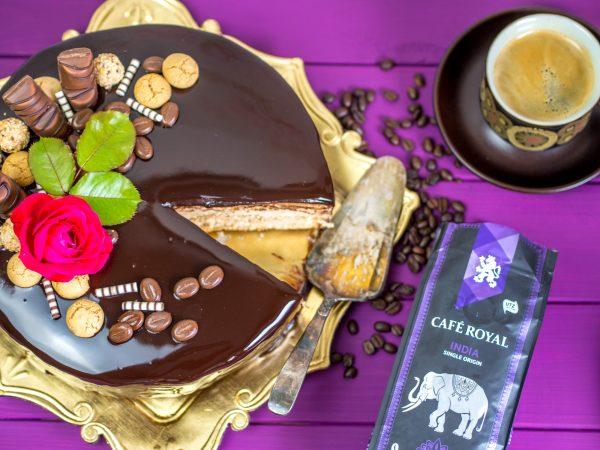 Café Royal Cappuccino-Torte