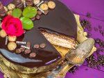 Cappuccino-Torte mit Café Royal {Werbung}