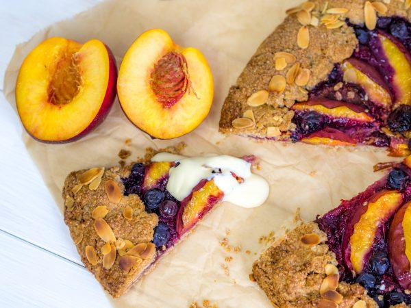Obst-Tarte