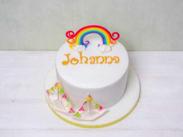 Baby-Torte