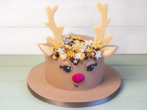 Rentier-Torte