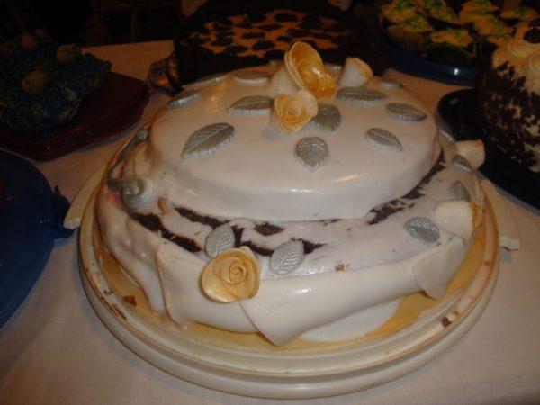 Torte fondantuntauglich