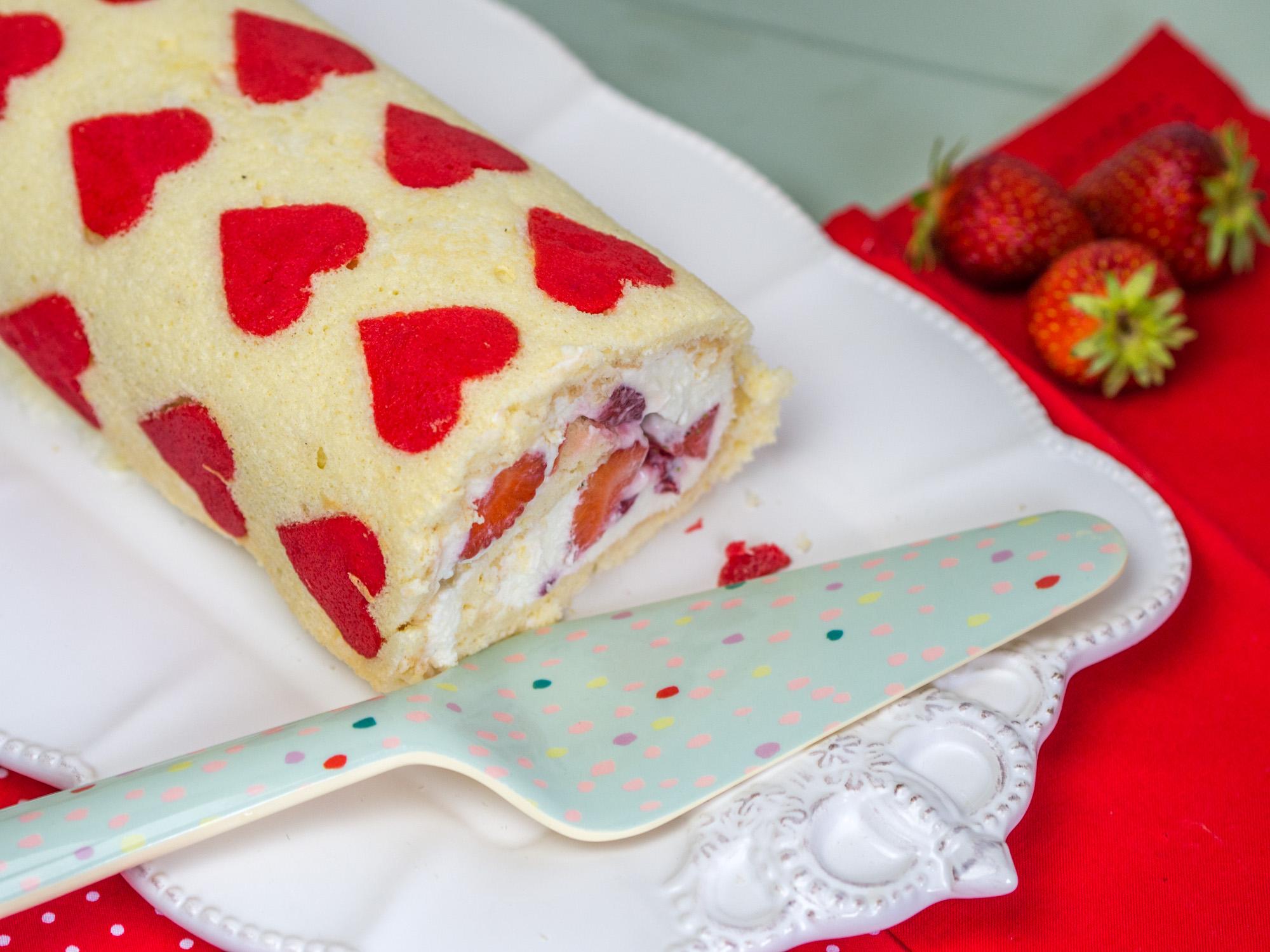 pfirsich torte mit quark