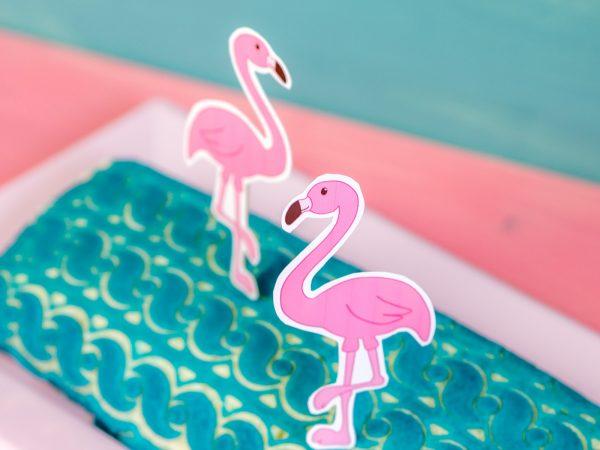Flamingo Struktur-Biskuitrolle-8