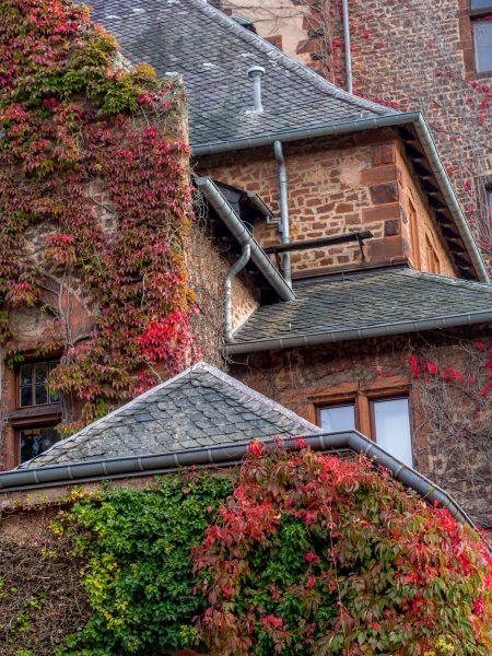 Saarland Schloss Saareck