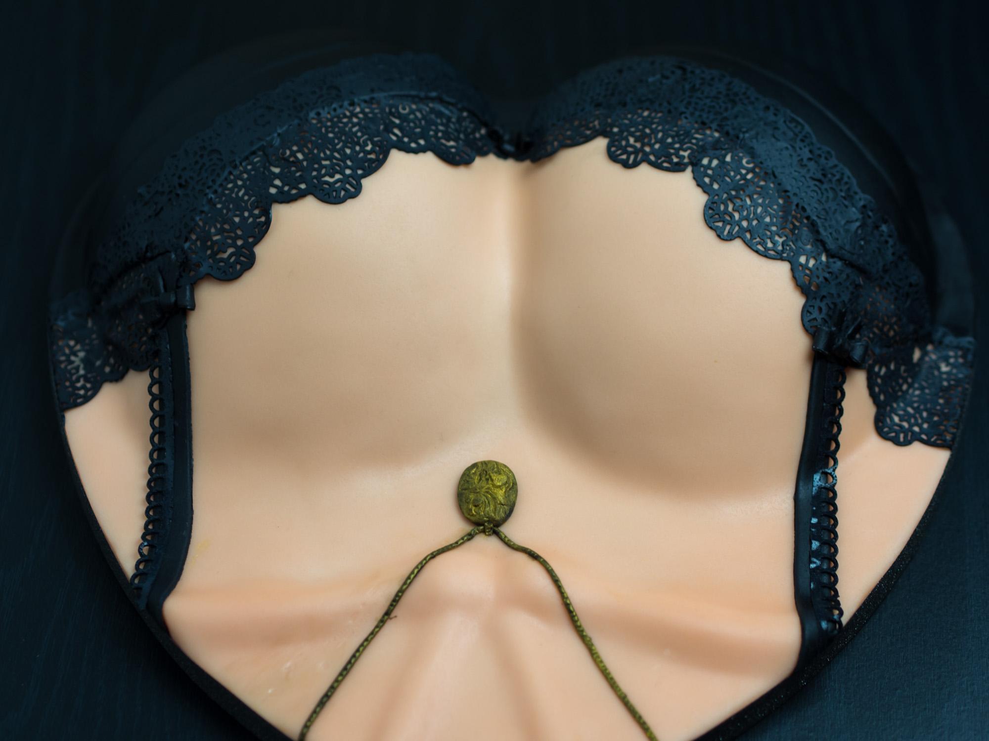 Sexy Busentorte Zum Vernaschen Bh Torte Ofenkieker