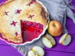 Himbeer-Apfel-Pie