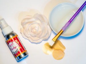 Wafer Paper Konditionierer – Tipps und Tricks für Wafer Paper Blumen Teil 1