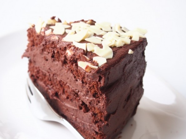 Schokosahnetorte: Schokocreme mit Pudding