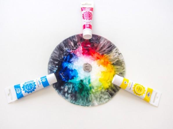 Farbenlehre: Farben mischen, Farbschemata und Wirkung von Farben