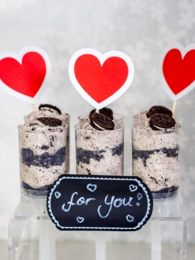 oreo cream cheese push pops ohne backen ofenkieker. Black Bedroom Furniture Sets. Home Design Ideas