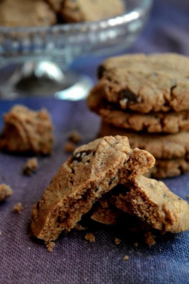 Schoko-Kokos-Kekse – Gastbeitrag von Sarah