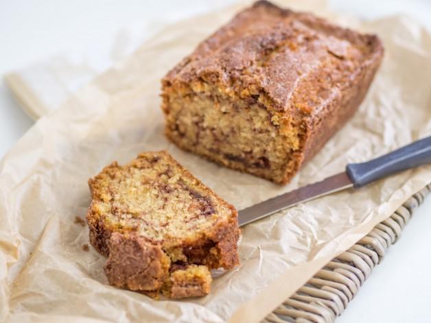 Zimtzucker-Kuchen (Cinnamon Swirl Bread)