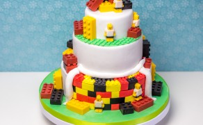 Lego-Torte