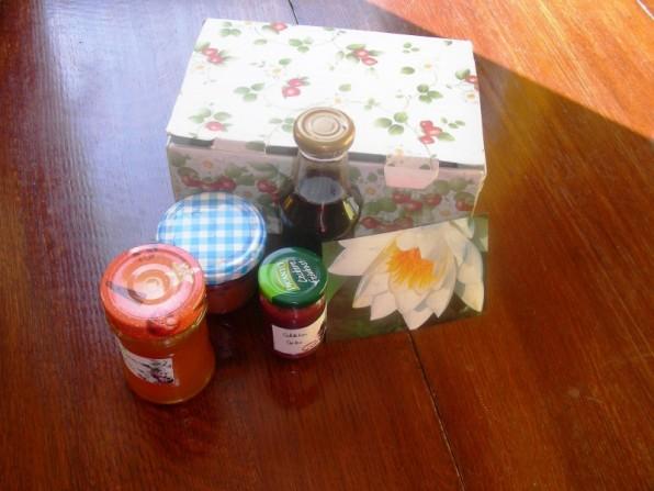 Post aus meiner Küche: Was ich bekommen habe