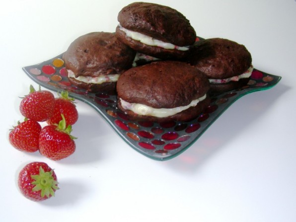 "Whoopie Pies ""Yogurette"""