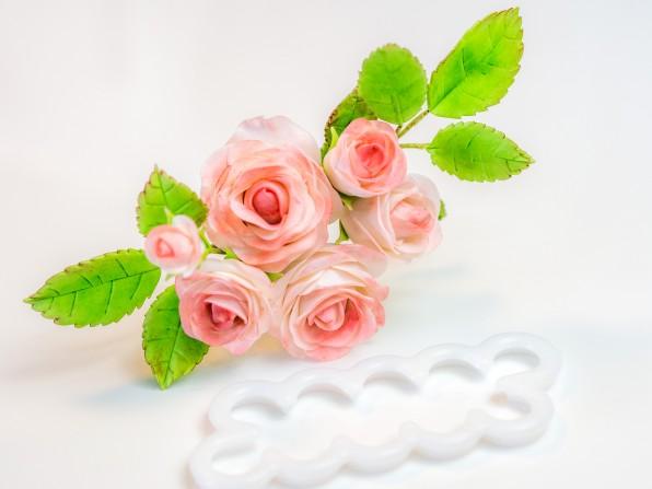 "Die schönere ""Easiest Rose Cutter Ever"" Rose {Video}"