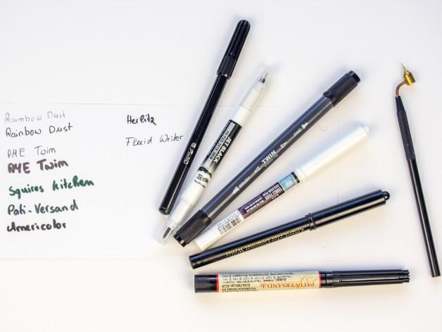 Stifte für Fondant – Test und Vergleich {Video}